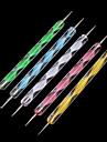 enkelborrspetsen verktyg kit (inkluderar 5 st olika storlek pennor)