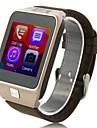 DGZ Smarta tillbehör - Smart Watch - Bluetooth 4.0 - Handsfreesamtal / Mediakontroll / Meddelandekontroll / Kamerakontroll - till
