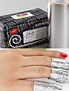 uv gel nagellacksremover folie akryl spik tips nail art