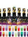 Newest Popular Top Fashion 15ML Temperature Change Color UV Gel Polish (Assorted Colors)