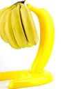 banana forma banana titular cârlig plastic picioare gratuit de depozitare a alimentelor bucătărie raft