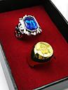 Smycken Inspirerad av Black Butler Ciel Phantomhive Animé Cosplay Accessoarer Ring Guld Legering / Konstädelstenar Man / Kvinna