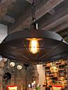 Max 40W Hängande lampor ,  Kontor/företag / Rustik Målning Särdrag for Ministil MetallLiving Room / Bedroom / Dining Room / Skaka pennan