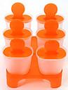 diy utformad isglass formar dyker tillverkare uppsättning 6