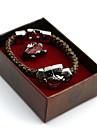 Smycken Inspirerad av Tokyo Ghoul Cosplay Animé Cosplay Accessoarer Armband / Ring Guld Legering Man / Kvinna