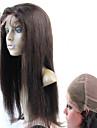 """10 """"-30"""" cheveux humains bresiliens perruques completes de haute qualite 130% # 1 # 1b # 2 # 4 perruques sans colle droites"""