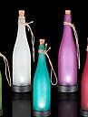 pack av 5 sol flaska lampa ledde dekoration ljus interspersion hängande ljus multi