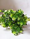"""1 Une succursale Polyester Plantes Fleur de Table Fleurs artificielles 35(13.8"""")"""