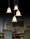 Hängande lampor ,  Traditionell/Klassisk Vintage Kontor/företag Målning Särdrag for Ministil Metall Dining Room