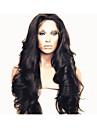 "brasileiro virgem da onda glueless corpo cabelo rendas completo perucas de cabelo humano para as mulheres negras de 10 ""-30"" corpo do laco"