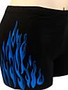 A bărbaților Pantaloni Scurți Monocolor/Floral A bărbaților Polyester