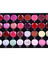 32-färg tonade läppstift läppglans makeup palett