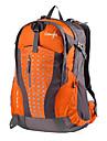 Vattentät/Regnsäker/Bärbar/Multifunktionell - Backpacker-ryggsäckar/Cykling Ryggsäck/Ryggsäcksskydd ( Mörkgrön/Orange , 30 )