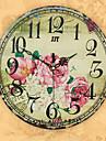 de style elegant richesses creatives et honorer decorative mute horloge murale