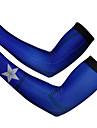 Manchettes Cyclisme Respirable / Resistant aux ultraviolets / Antistatique / Anti statique / Materiaux Legers / Antiderapage Unisexe