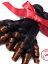 1 st. Löst vågigt Human Hair vävar Brasilianskt hår Human Hair vävar Löst vågigt