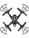 Drone FQ777 957C 4 Canaux 6 Axes 5.8G Avec Camera HD 720P Quadri rotor RCRetour Automatique Securite Integree Mode Sans Tete Vol Rotatif