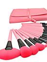 24Spazzola del ciglio / Pennello per correttore / Pennello a ventaglio / Pennello per polveri / Pennello da fondotinta / Altro pennello /