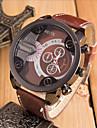 Men's Fashion Business sector Quartz Sport Watch(Assorted Colors) Wrist Watch Cool Watch Unique Watch