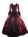 Steampunk®Marie Antoinette Gothic Colonial Brocade Period Dress Ball Gown Theatre