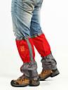 Ski Guetre Femme Homme Unisexe Etanche Respirable Garder au chaud Snowboard Oxford Vert Rouge Noir Bleu Orange MosaiqueSki Patinage