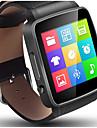 nyaste sport smarta klocka x6 med kamera anti-förlorade bluetooth smarta armbandsur för affärsmän män