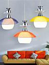 Contemporain LED Verre Lampe suspendue Salle de sejour / Chambre a coucher / Salle a manger / Bureau/Bureau de maison