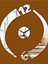 Carre Moderne/Contemporain Horloge murale , Famille Autres 13.38*12.20
