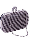 L.WEST®  Women\'s  Event/Party / Wedding / Evening Bag Diamond Delicate Handbag