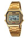 SKMEI Bărbați Ceas Sport Ceas de Mână Ceas digital Piloane de Menținut Carnea LCD Calendar Cronograf Rezistent la Apă alarmă Ceas Sport