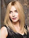 flicka lång Purecolor lätt gyllene lockar Daenerys Targaryen cosplayatemperature fiber syntetiskt hår peruker