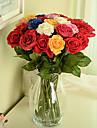 Silke / Plast Roser Konstgjorda blommor