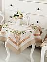 1 Lin Carre Nappes de table