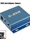 Backkamera - till Kompatibel med alla bilmärken - 1/4-tums CMOS PC1030 - 120° - 420 tv-linjer