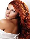 vackra långa syntetiska peruker till europeiska och amer kvinnor lady