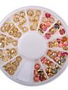 1 - Bijoux pour ongles - Doigt / Orteil - en Bande dessinee / Adorable / Mariage - 6x0.7