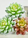 Plastic Plante Flori artificiale