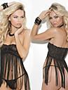 Dam Nattkläder ( Spets / Polyester ) Sexig