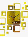 Carre Moderne/Contemporain Horloge murale , Famille Autres 17.7*23.6