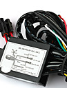 Vehicle LED Daytime Running DRL Fog Light Relay Harness Control On Off Dimmer