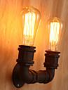 LED Chandeliers muraux,Moderne/Contemporain Metal