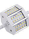 9W R7S LED-lampa T 30 SMD 2835 810 lm Varmvit / Kallvit Dekorativ AC 85-265 V 1 st