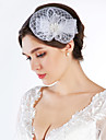 Fashion Net With Pearl Women\'s Fascinators