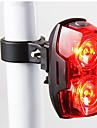 Cykellyktor / Baklykta till cykel / säkerhetslampor LED - Cykelsport Vattentät / Enkel att bära / Varning AAA 400 Lumen Batteri Cykling