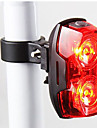 Luci bici / Luce posteriore per bici / luci di sicurezza LED - Ciclismo Impermeabili / Facile da portare / Avvertenze AAA 400 Lumens