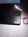 bärbara mini flexibel dimbara usb ledde nattlampa för PC bärbar dator tangentbord strömbank läslampa
