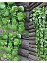 Une succursale Plastique Plantes Guirlande et Fleur Murale Fleurs artificielles 90*5cm