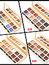 12 Palette Fard a paupieres Mat Palette Fard a paupieres Poudre Set Maquillage Quotidien Maquillage Smoky-Eye