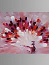 Dieren / Fantasie / Eigenzinnig / Modern / Pop Art Canvas Afdrukken Een paneel Klaar te hangen , Horizontaal