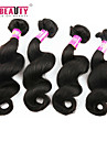 "4 pieces / lot 12 ""-30"" 7a cheveux vierges peruvien vague lache cheveu humain trames 100% non transformes cheveux remy peruvien tisse"